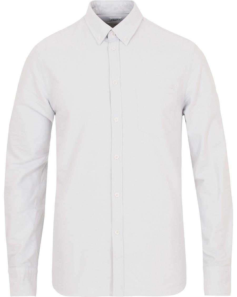 Paul Oxford Shirt Careofcarl Filippa Hos K White dk Fog kiZPXTOu