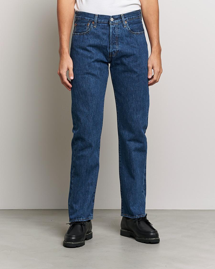 Levi's 501 Original Fit Jeans Stonewash hos CareOfCarl.dk