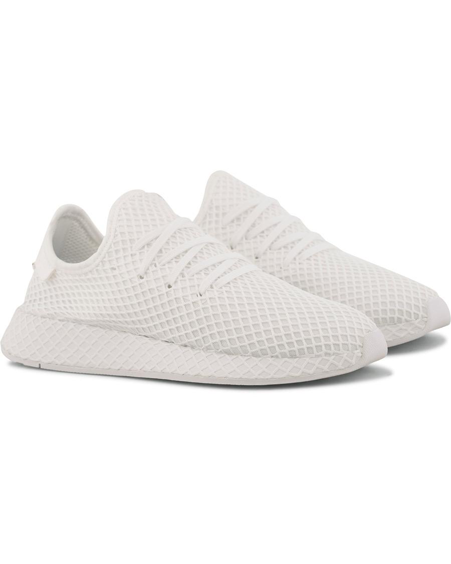 release date dd6bd da182 adidas Originals Deerupt Runner Sneaker White