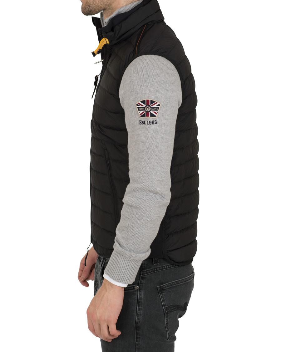 ... parajumpers perfect super lightweight vest black