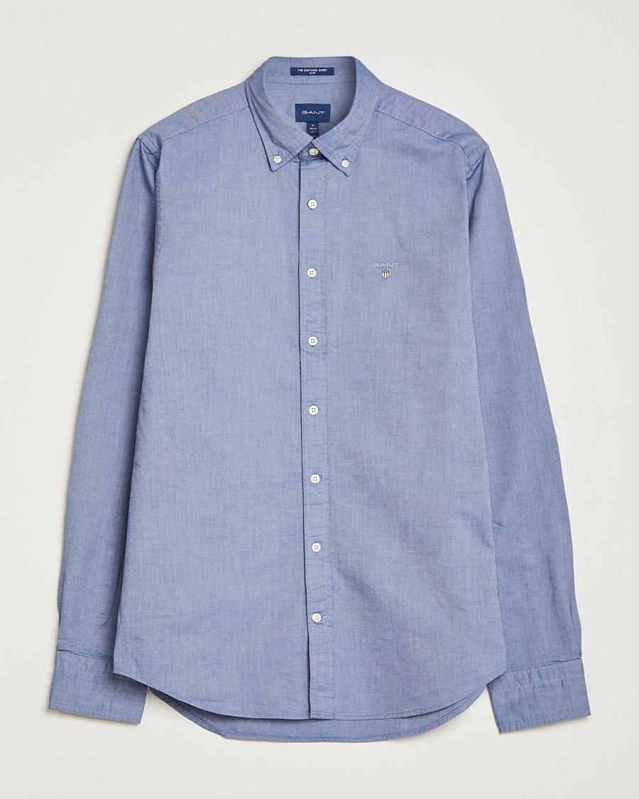 Den klassiske Gant skjorte