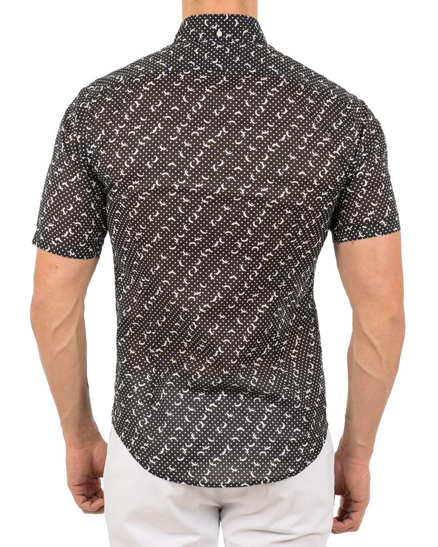 eton kortærmet skjorte