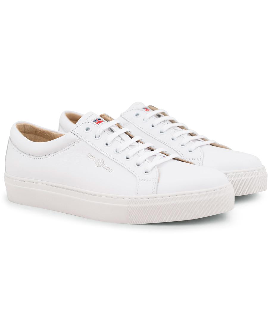 Lloyd White dk Sneaker Holt Henri Leather Hos Prime Careofcarl kXiOZPu