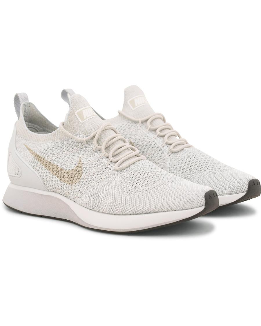 Nike Air Zoom Mariah Flyknit Racer Sneaker White hos