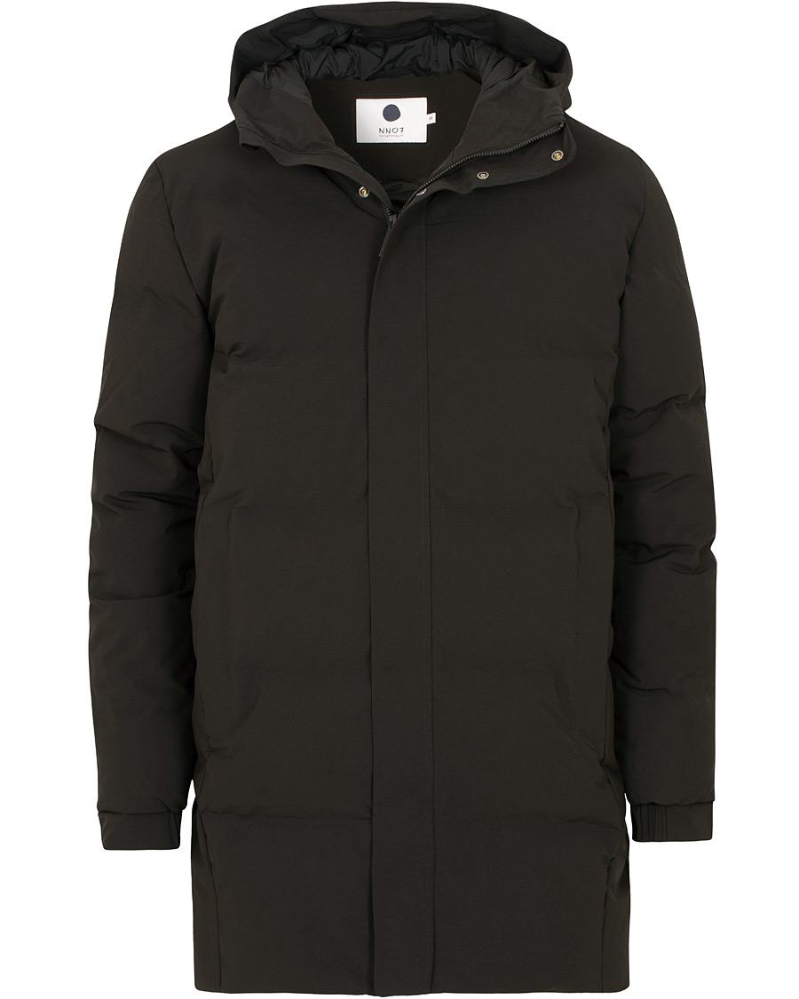 c3c4f55fa49 NN07 Golf Down Jacket Black hos CareOfCarl.dk