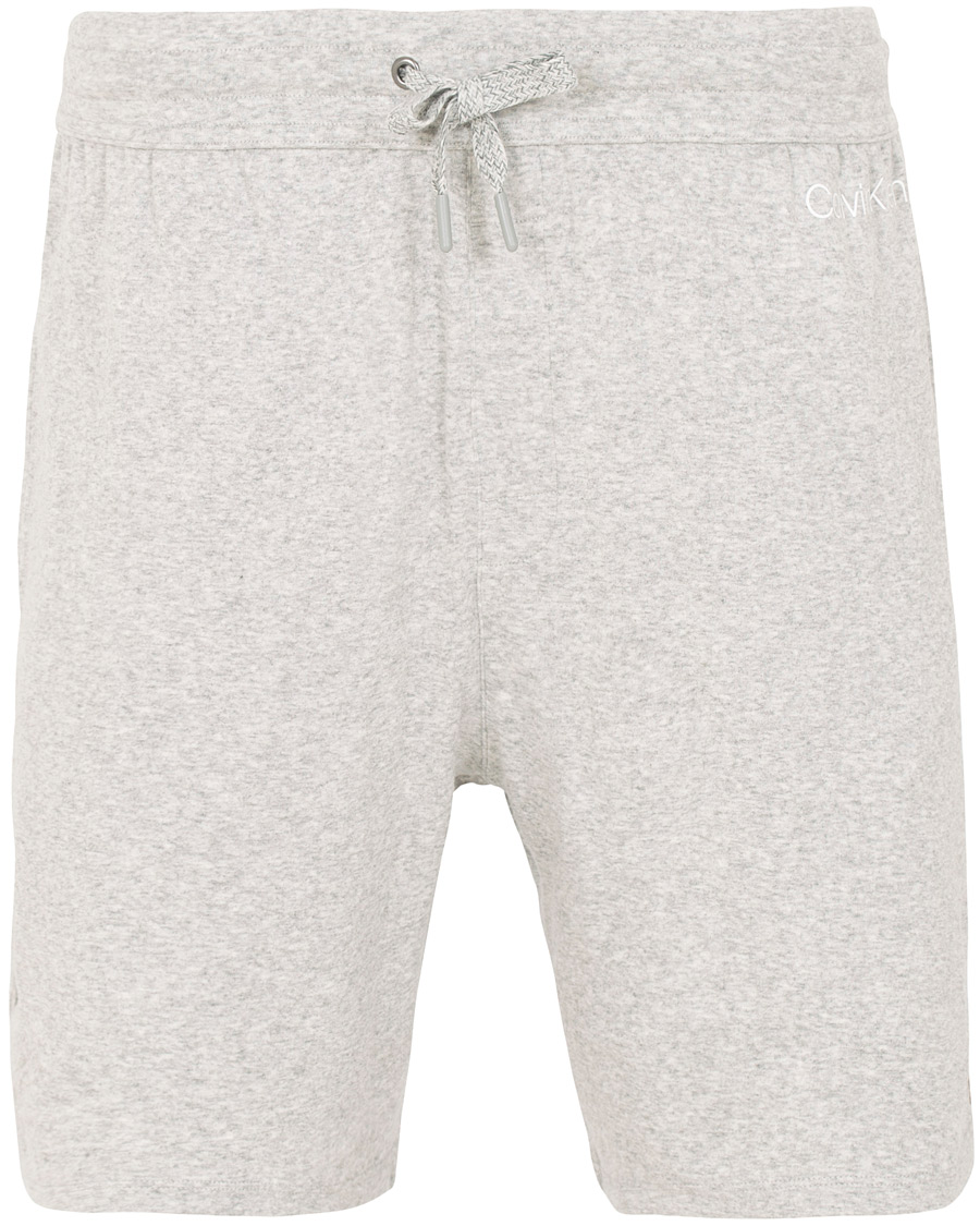 1cec15f3e Calvin Klein Modal Sweatshorts Grey Melange S