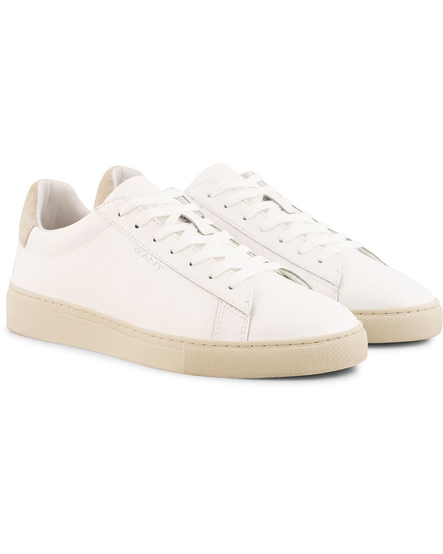 6440a57373f GANT Major Sneaker White hos CareOfCarl.dk