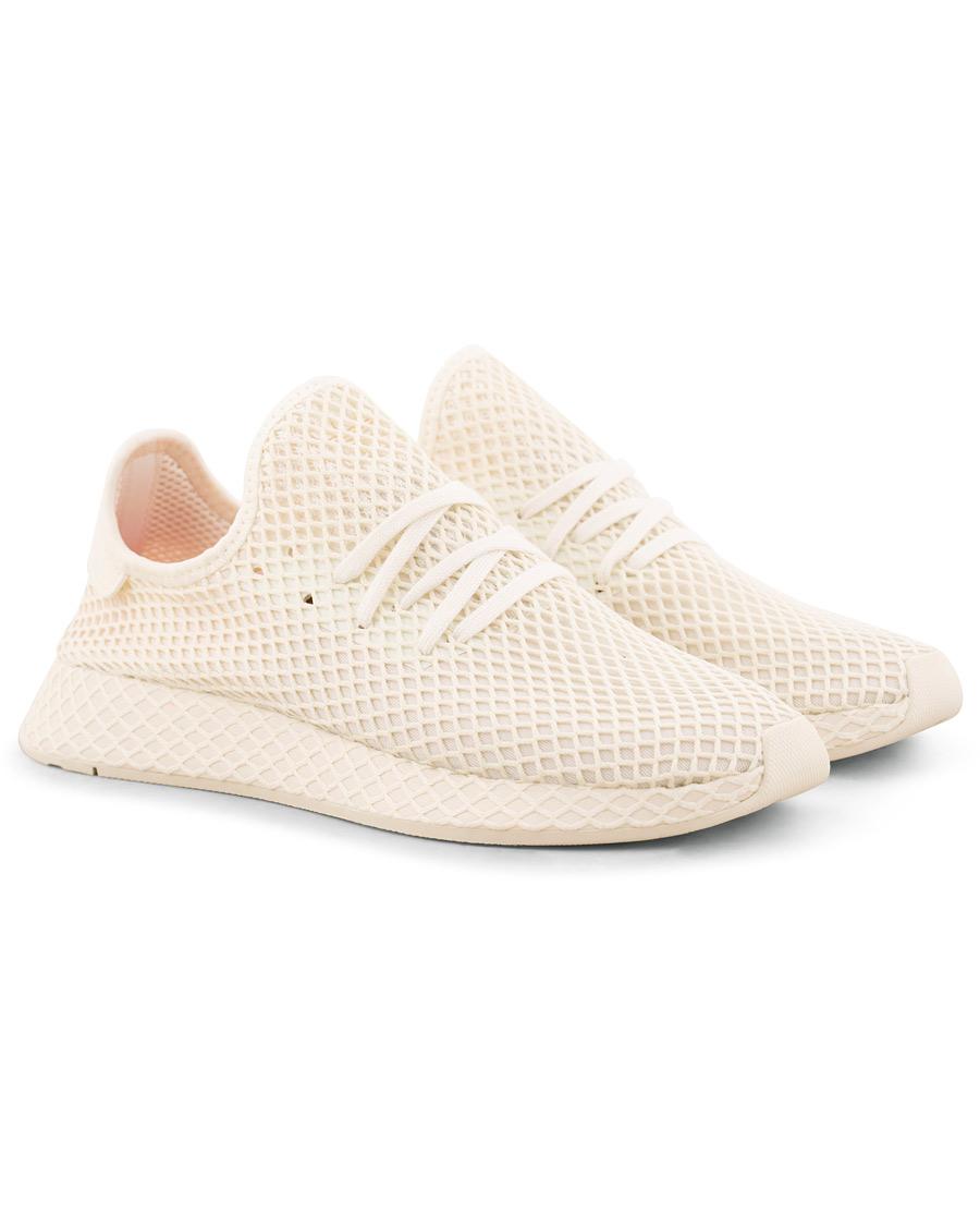 release date 7d45e 4d179 adidas Originals Deerupt Runner Sneaker Off White