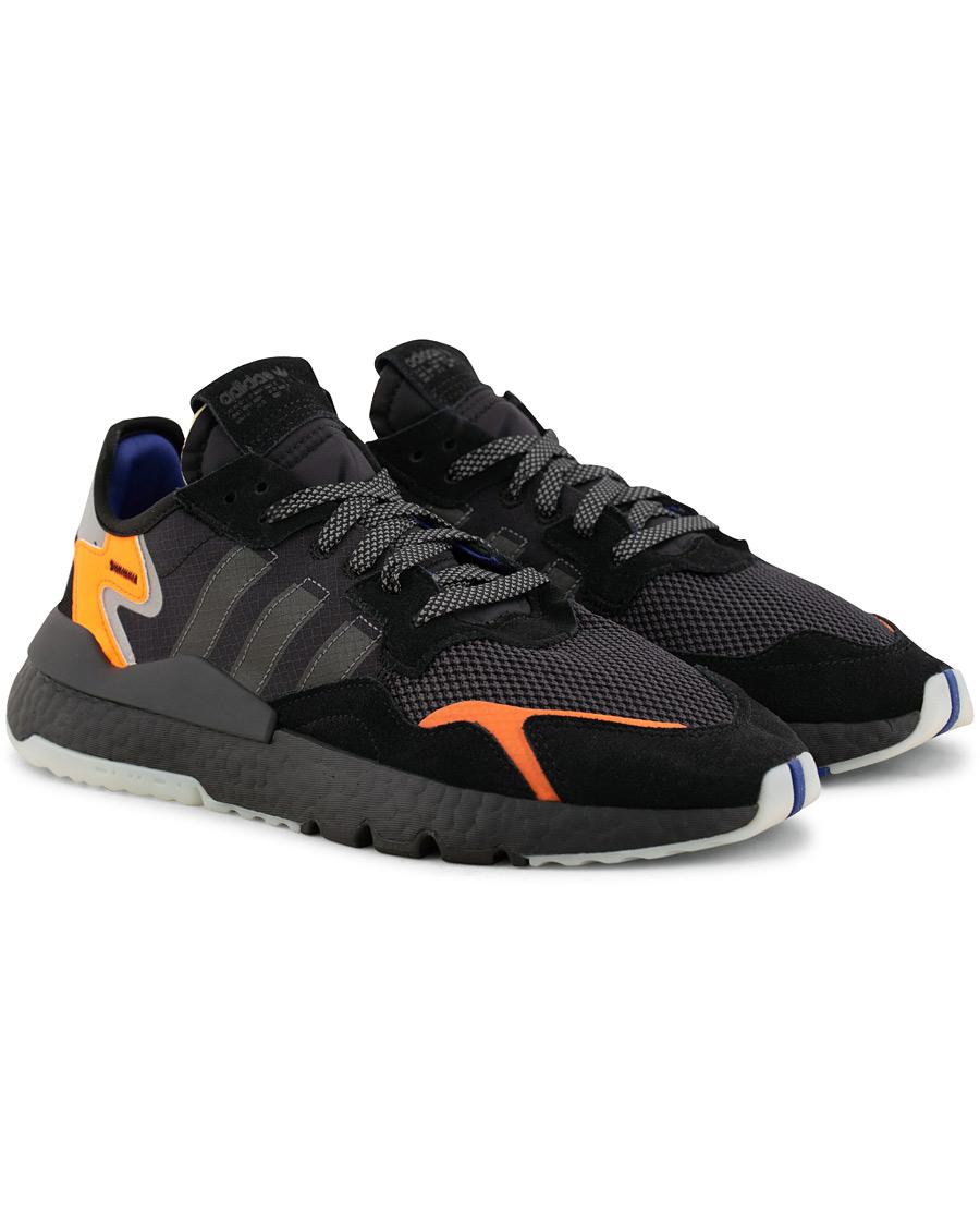 adidas Originals Sko Nite Jogger Core BlackCore Black