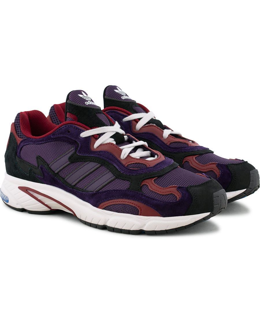 best website e617a 705a6 adidas Originals Temper Run Sneaker Legend Purple