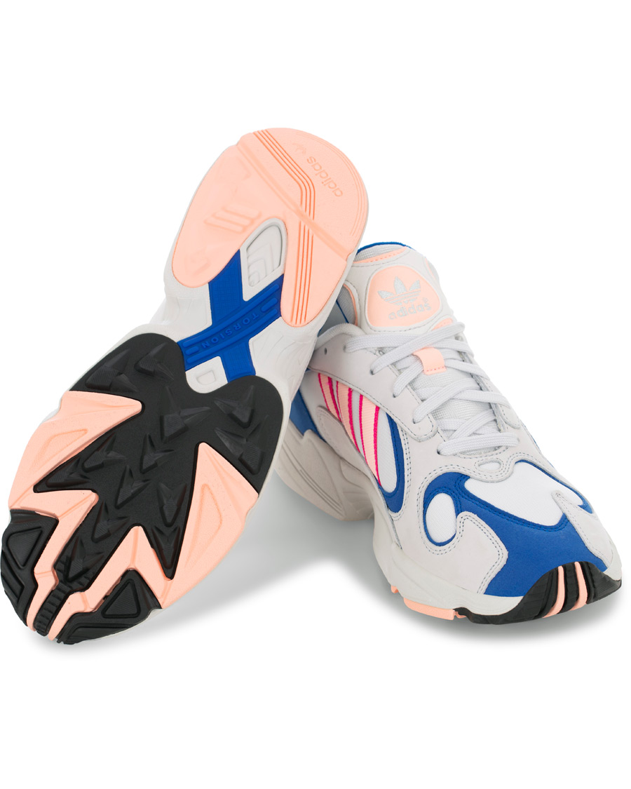 adidas Originals Yung 1 Sneaker Crystal White hos CareOfCarl.dk