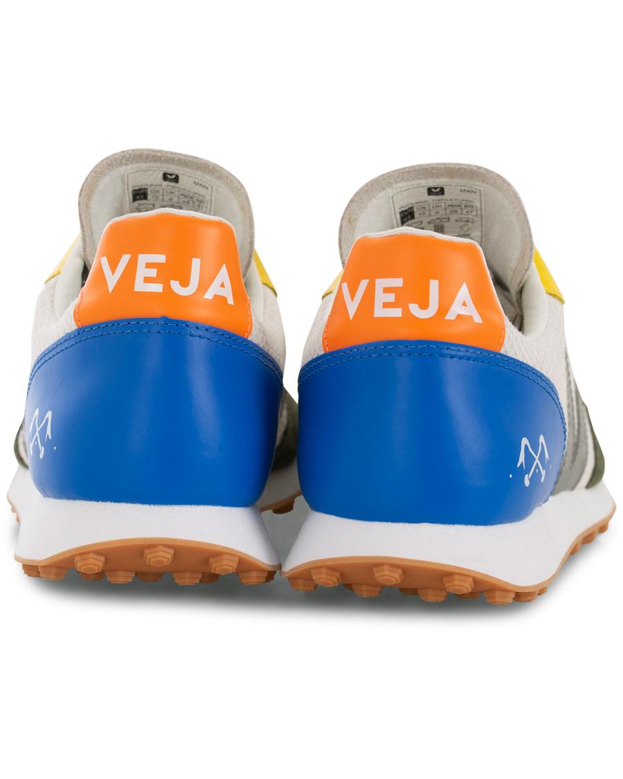 20a23b29cae Veja Blue De Paname Collaboration Riobranco Sneaker White hos Car