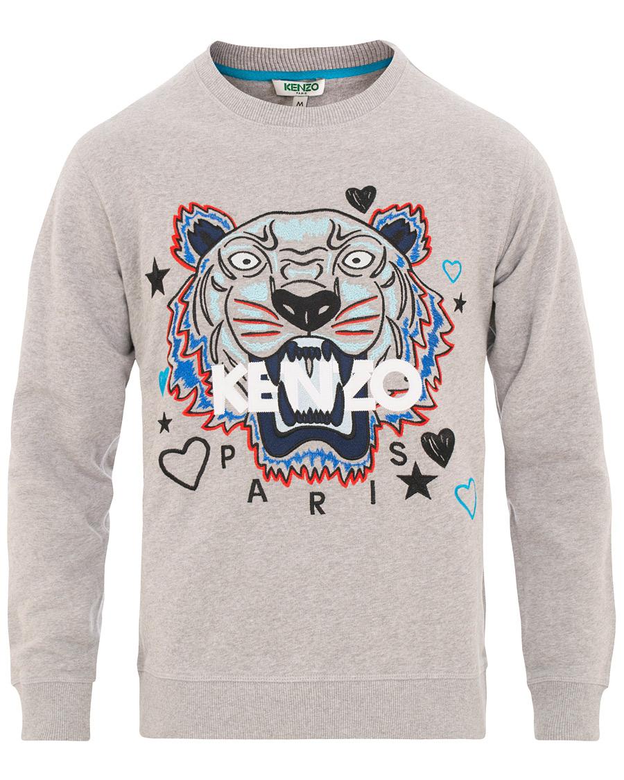 09f0e7ab Kenzo Tiger Valentine Sweatshirt Special Molleto hos CareOfCarl.d