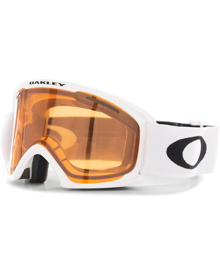 28eb057bd88d Oakley O Frame Snow Goggles Orange White hos CareOfCarl.dk