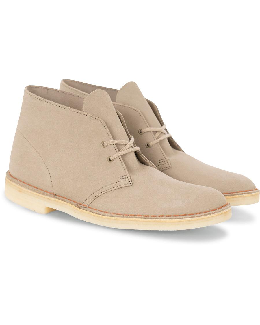 ny ankomst AliExpress Bedste valg Clarks Originals Desert Boot Sand Suede UK6,5 - EU40