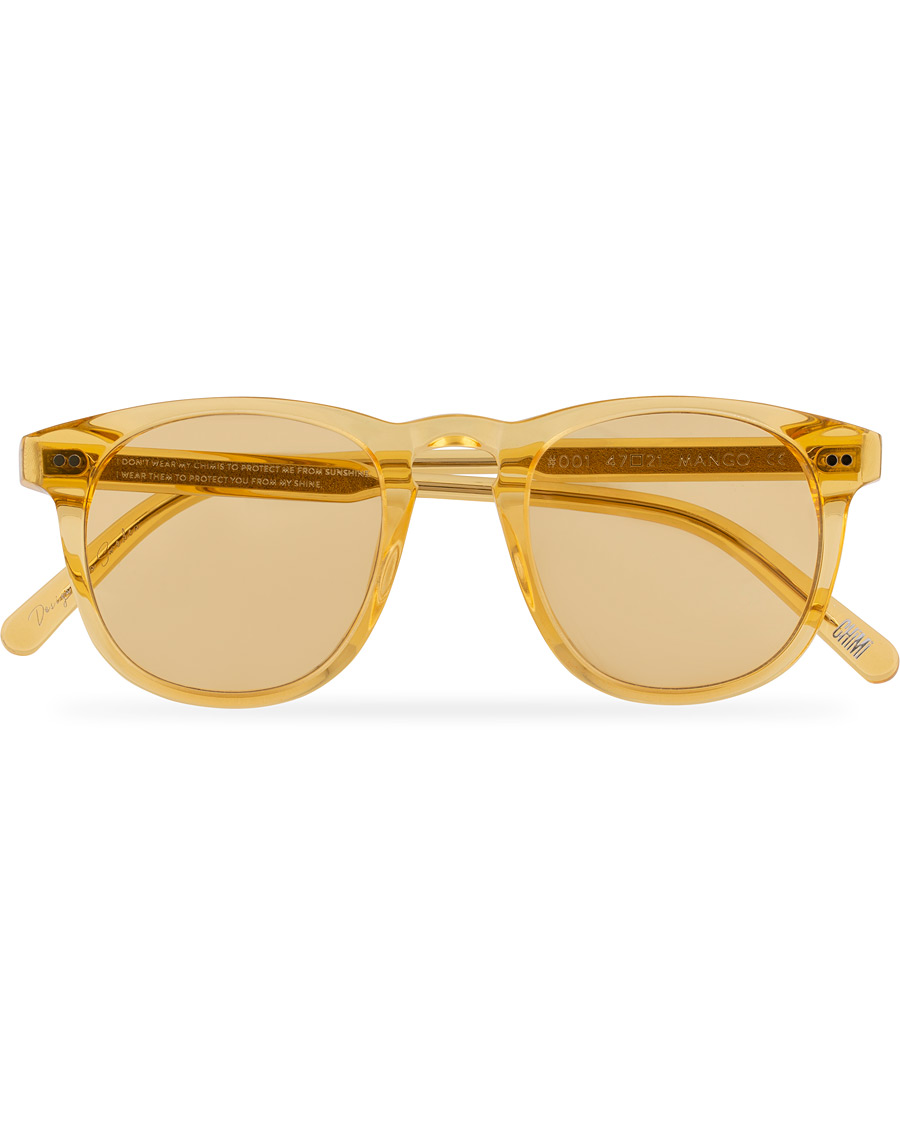 CHiMi Eyewear Mango 001 Sunglasses Clear Lens