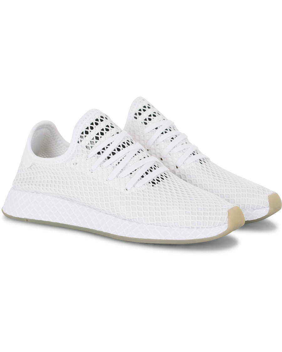 adidas Originals Deerupt Sneaker White CareOfCarl.dk