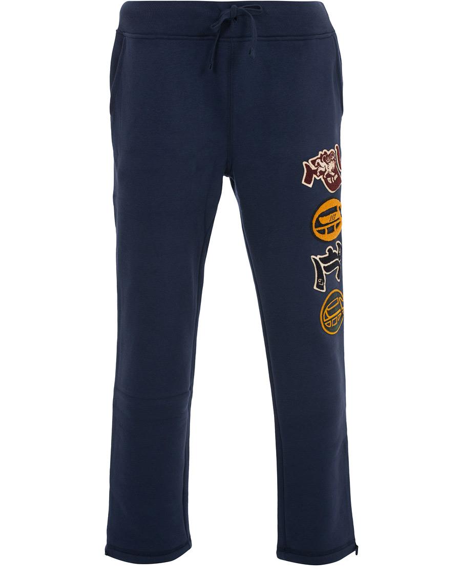 Polo Ralph Lauren Patchwork Sweatpants Cruise Navy