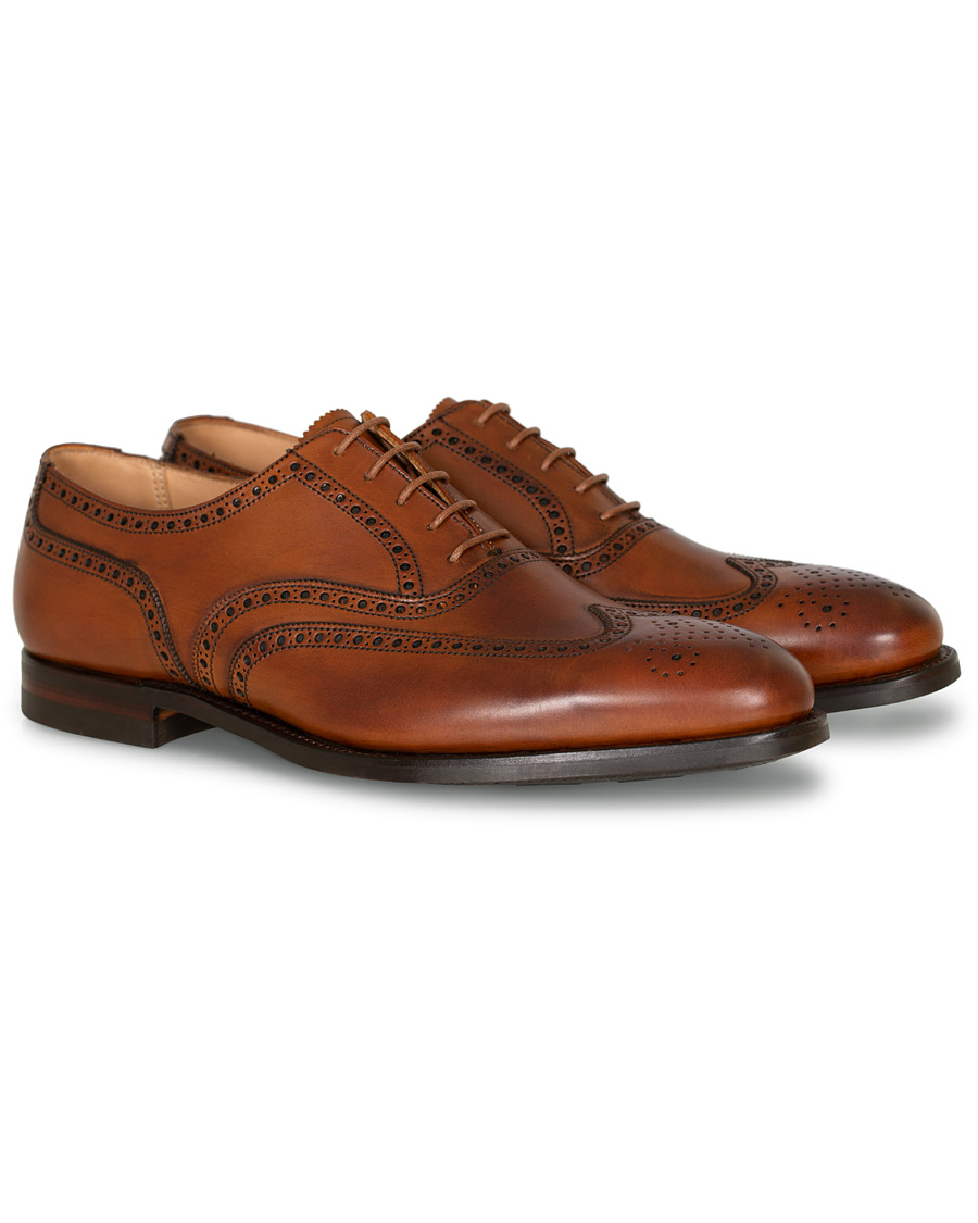 Crockett & Jones Westgate 2 City Sole Tan Brunished Calf UK6,5 EU40