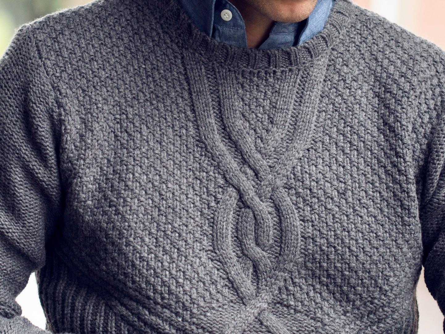 d17efccc668 10 strikkede trøjer til efteråret | CareOfCarl.dk