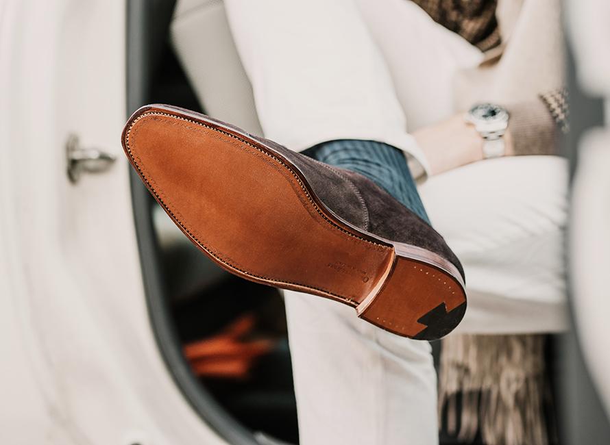 7c47862d21a3 Stildebatten  Kan man bære sko med lædersåler i vinterhalvåret ...