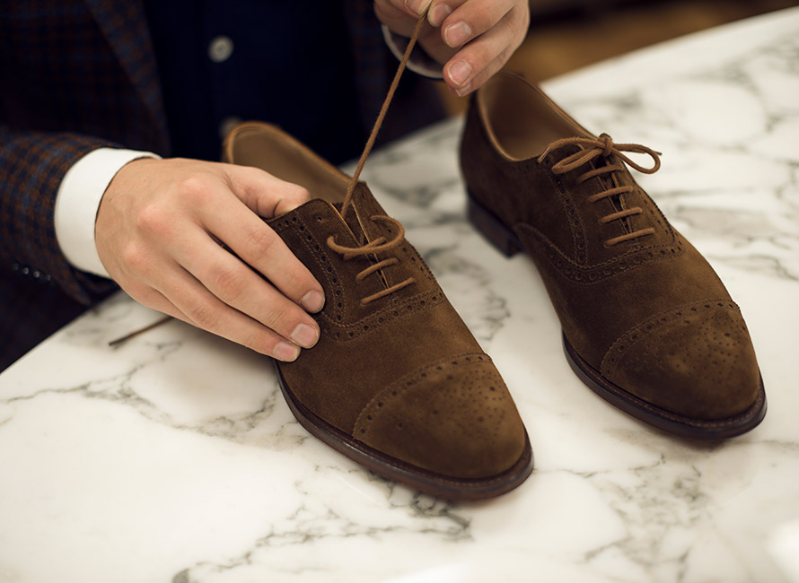 7a20a6b7be28 Fire måder at snøre skoene på
