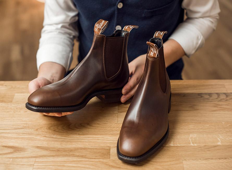 47aa518f8338 Så nemt plejer du dine sko