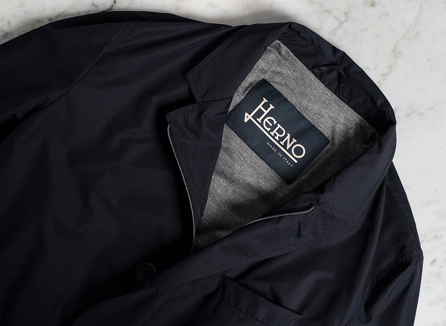 d5c45e52040 Herno - italiensk passion for klassisk stil og funktionel elegance ...